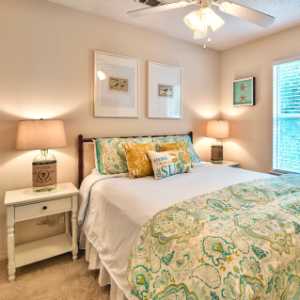 Destin Beach House Guest Room