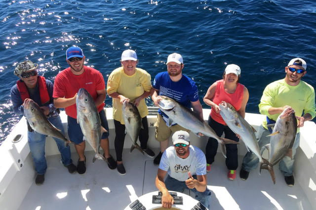 Destin Fishing Tour